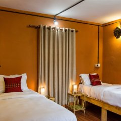 Отель WanderThirst Hostels Непал, Катманду - отзывы, цены и фото номеров - забронировать отель WanderThirst Hostels онлайн комната для гостей фото 5