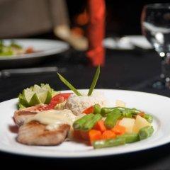 Отель Mahoora Tented Safari Camp All-Inclusive - Yala питание
