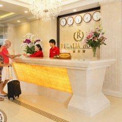 Отель Regalia Hotel Вьетнам, Нячанг - отзывы, цены и фото номеров - забронировать отель Regalia Hotel онлайн интерьер отеля фото 2
