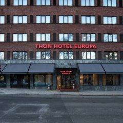 Отель Thon Europa Осло