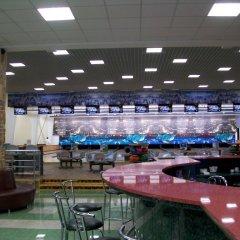 Гостиница Сахалин питание