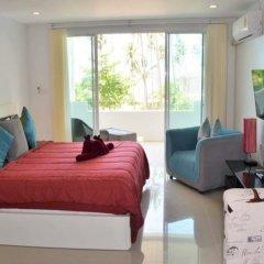 Отель Coconut Bay Club Suite 203 Ланта комната для гостей фото 2