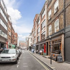 Апартаменты Basic Apartment for Two Amazing Location Лондон фото 2