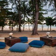 The Slate Hotel пляж