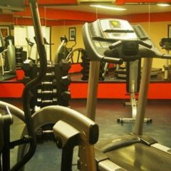 Howard Johnson Plaza Hotel Las Torres фитнесс-зал