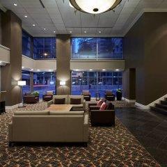 Отель Delta Hotels by Marriott Montreal Канада, Монреаль - отзывы, цены и фото номеров - забронировать отель Delta Hotels by Marriott Montreal онлайн интерьер отеля фото 2