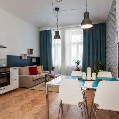 Апартаменты Comfortable Prague Apartments в номере