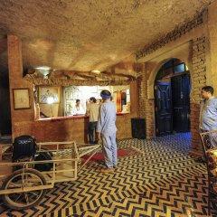 Отель Kasbah Hotel Tombouctou Марокко, Мерзуга - отзывы, цены и фото номеров - забронировать отель Kasbah Hotel Tombouctou онлайн интерьер отеля