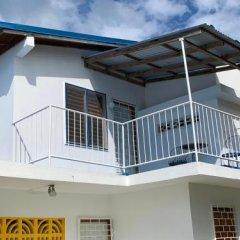 """Отель """"Nuestra Casa"""" Guesthouse Треже-Бич балкон"""