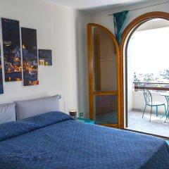 Отель Colpo d'Ali Holiday House Италия, Равелло - отзывы, цены и фото номеров - забронировать отель Colpo d'Ali Holiday House онлайн комната для гостей фото 3