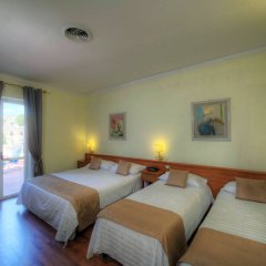 Отель Ristorante Vittoria Италия, Помпеи - 1 отзыв об отеле, цены и фото номеров - забронировать отель Ristorante Vittoria онлайн комната для гостей фото 5