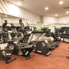 D'Qua Hotel фитнесс-зал фото 2