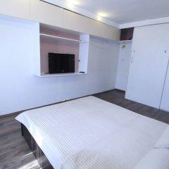 Апартаменты Flats of Moscow Apartment on Orekhovo комната для гостей фото 2
