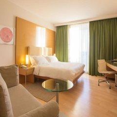 Отель Hilton Athens Греция, Афины - отзывы, цены и фото номеров - забронировать отель Hilton Athens онлайн комната для гостей фото 4