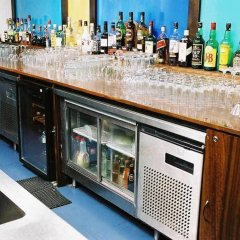 Deutsch Lanka Hotel & Restaurant гостиничный бар