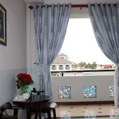 Отель Anna Suong Далат балкон