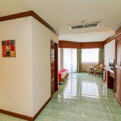Отель Jiraporn Hill Resort Пхукет комната для гостей фото 4