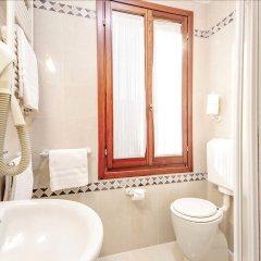 Atlantide Hotel Венеция ванная