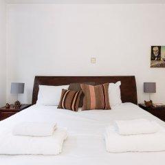 Отель Classic home and garden in Bloomsbury Великобритания, Лондон - отзывы, цены и фото номеров - забронировать отель Classic home and garden in Bloomsbury онлайн комната для гостей фото 4