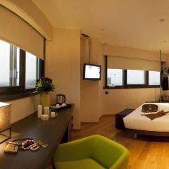 Отель The Hub Hotel Италия, Милан - 9 отзывов об отеле, цены и фото номеров - забронировать отель The Hub Hotel онлайн комната для гостей фото 4