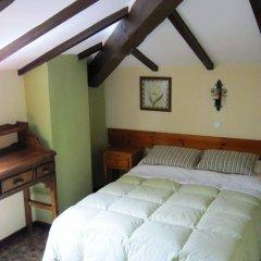 Отель Viviendas Rurales La Fragua сейф в номере
