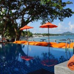 Отель Bhundhari Chaweng Beach Resort Koh Samui Таиланд, Самуи - 3 отзыва об отеле, цены и фото номеров - забронировать отель Bhundhari Chaweng Beach Resort Koh Samui онлайн бассейн