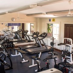 Hotel Playa Mazatlan фитнесс-зал