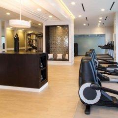 Отель London West Hollywood at Beverly Hills фитнесс-зал