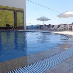 Muong Thanh Grand Nha Trang Hotel бассейн