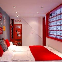 Отель City Center Design Apartments Венгрия, Будапешт - отзывы, цены и фото номеров - забронировать отель City Center Design Apartments онлайн комната для гостей фото 4