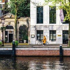 Отель The Dylan Amsterdam Нидерланды, Амстердам - отзывы, цены и фото номеров - забронировать отель The Dylan Amsterdam онлайн приотельная территория