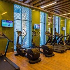 Trendy Lara Hotel Турция, Анталья - отзывы, цены и фото номеров - забронировать отель Trendy Lara Hotel онлайн фитнесс-зал