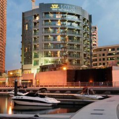 Lotus Hotel Apartments & Spa, Marina фото 3