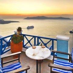 Отель Agnadema Apartments Греция, Остров Санторини - отзывы, цены и фото номеров - забронировать отель Agnadema Apartments онлайн балкон