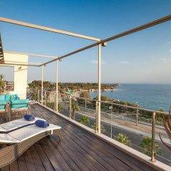 Tropical Hotel Афины балкон