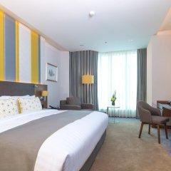 Отель Lancaster Bangkok комната для гостей фото 4