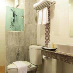 Peak Boutique City Hotel ванная