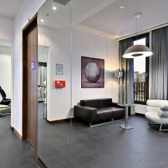Отель Crowne Plaza Amsterdam South фитнесс-зал фото 2