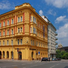 Ea Hotel Downtown Прага