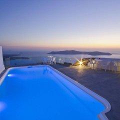 Отель Pearl on the Cliff бассейн
