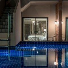 Отель Sugar Marina Resort - Cliff Hanger Aonang бассейн
