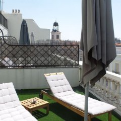Hotel Moderno балкон фото 2