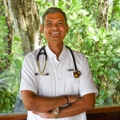 Отель COMO Parrot Cay спа
