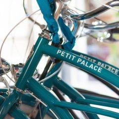 Отель Petit Palace Tamarises спортивное сооружение