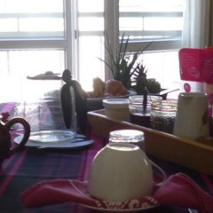 Отель Bed And Breakfast Tour Montparnasse питание