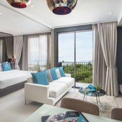 Отель X2 Vibe Pattaya Seaphere Residence комната для гостей фото 3