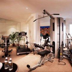 Goodwood Park Hotel фитнесс-зал