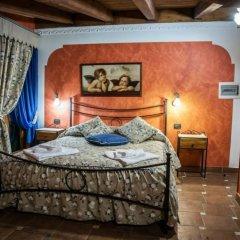 Отель Il Nido - Residence Country House Казаль-Велино комната для гостей фото 4
