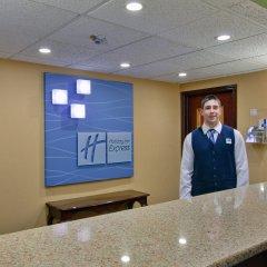 Отель Holiday Inn Express & Suites Charlottetown сауна