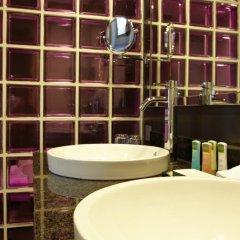 Hotel Riu Plaza Guadalajara ванная
